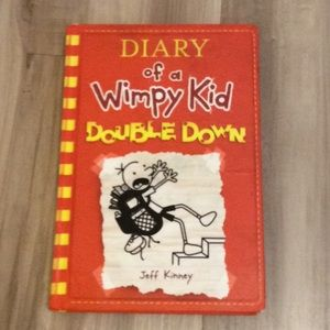 Diary of a wimpy kid.